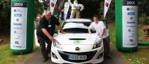 Mazda3 MPS Tops MPG Marathon 2009