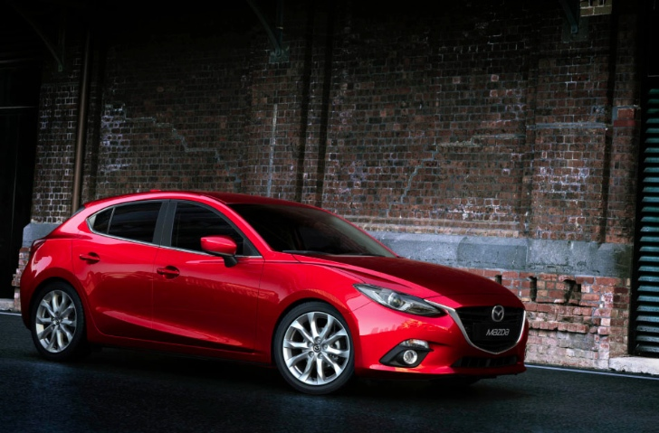 2014 Mazda3 Officially Revealed