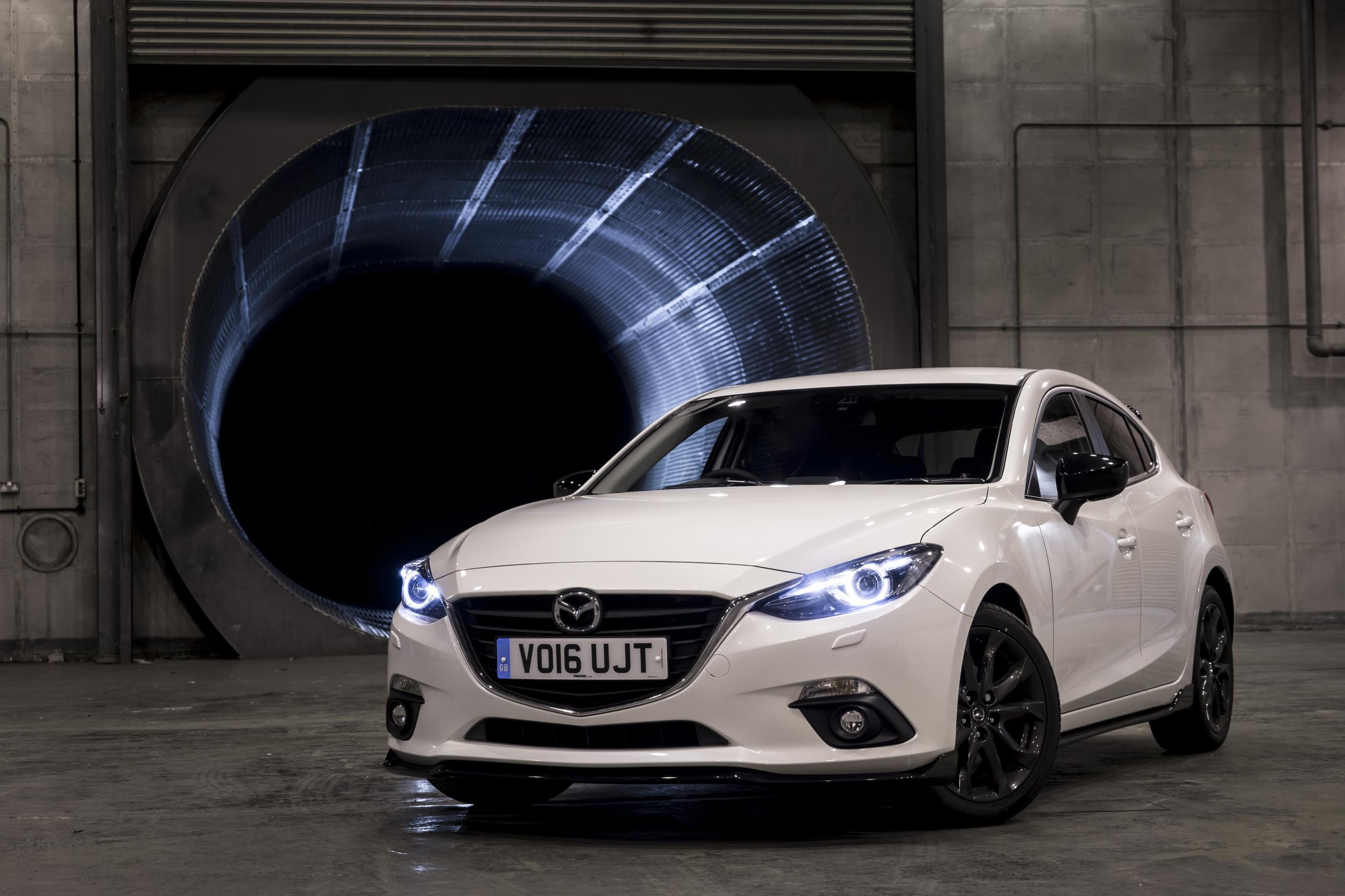 Mazda 3 Axela 2017 >> Mazda3 Sport Black Special Edition Goes on Sale with Body Kit, 120 HP Engine - autoevolution