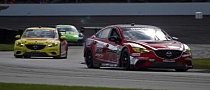 Mazda6 Becomes First Diesel to Win at Indianapolis