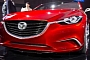 Mazda6 Coupe Under Consideration