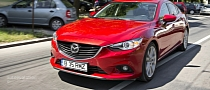 Mazda6 Diesel Delayed Until April 2014