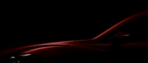 Mazda6 Teaser 4: Side Profile [Video]