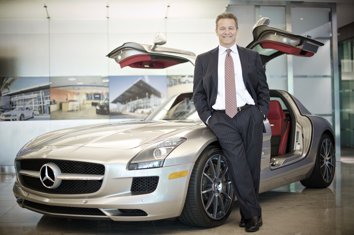 Mb usa ceo getting cocky about sales versus bmw for Mercedes benz dealers atlanta