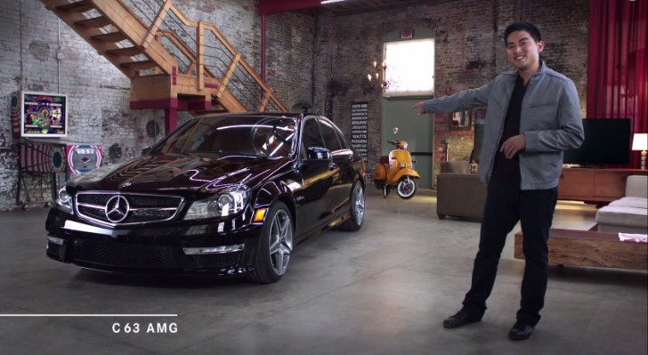 MB USA Explains the C-Class Range Before it's Replaced [Video]