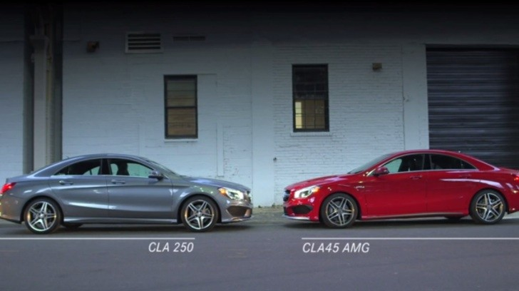 MB USA Puts the CLA Onto a Pedestal in YouTube Video