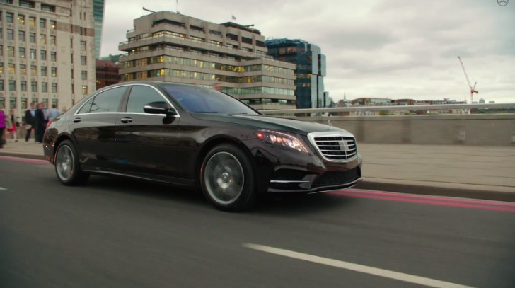 MB USA Releases S-Class W222 Presentation Footage [Video]