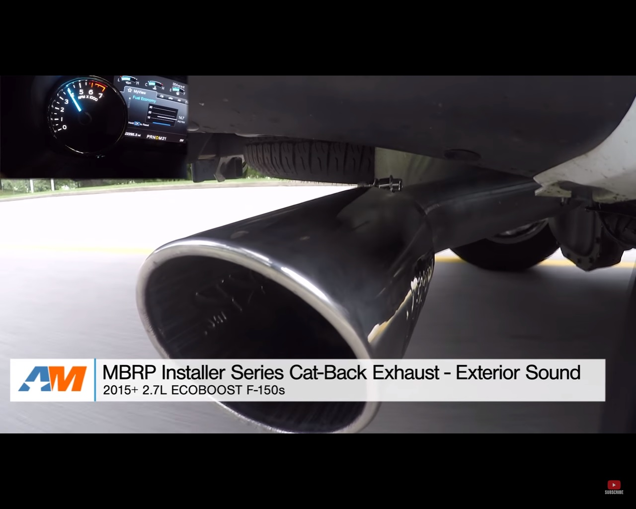 Mbrp Exhaust System For Ford F 150 2 7 Ecoboost Sounds Just Right Autoevolution