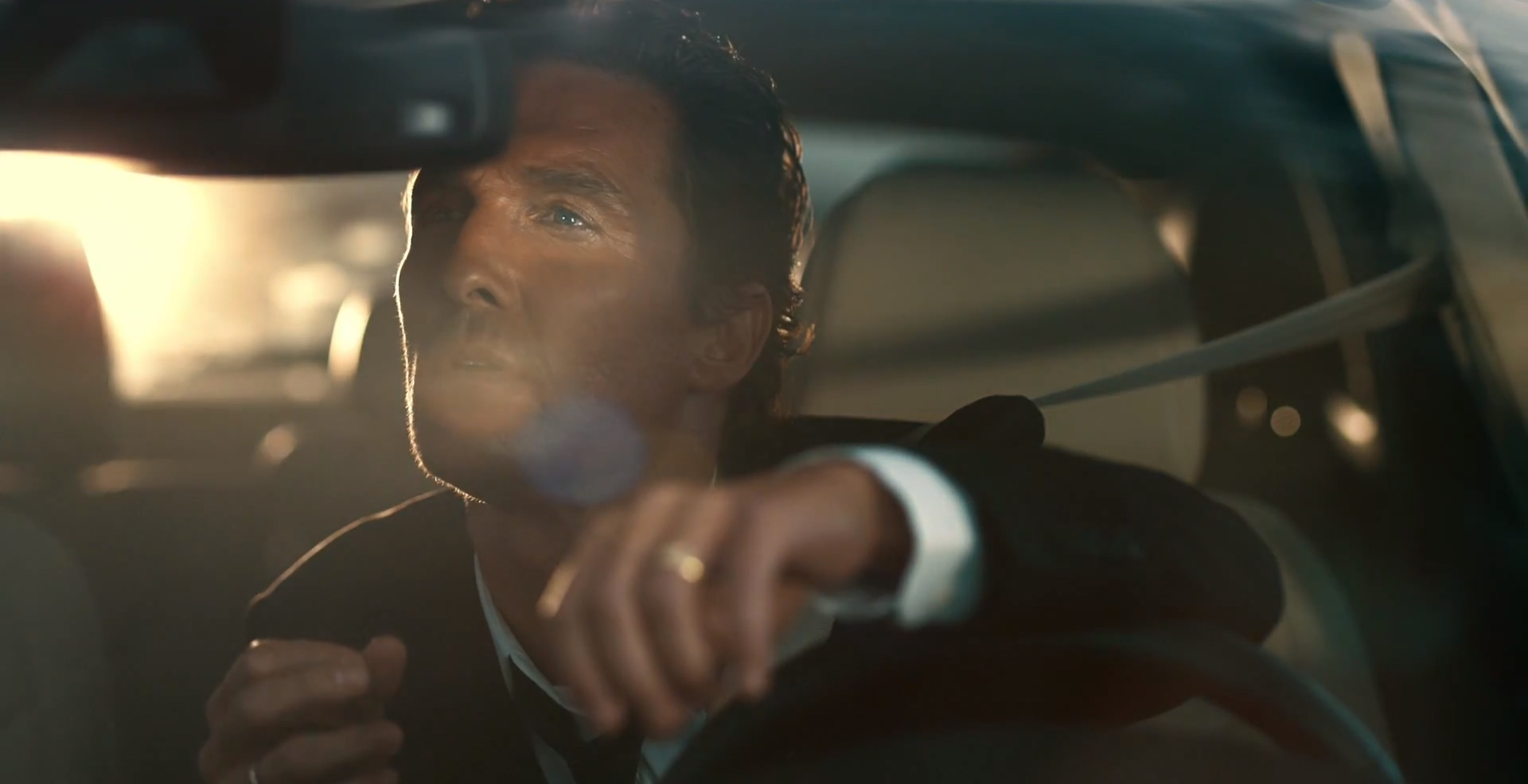 mcconaughey has interstellar like moment in new lincoln ad