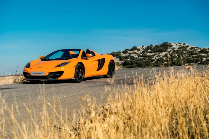 McLaren 50 12C Limited Edition Announced