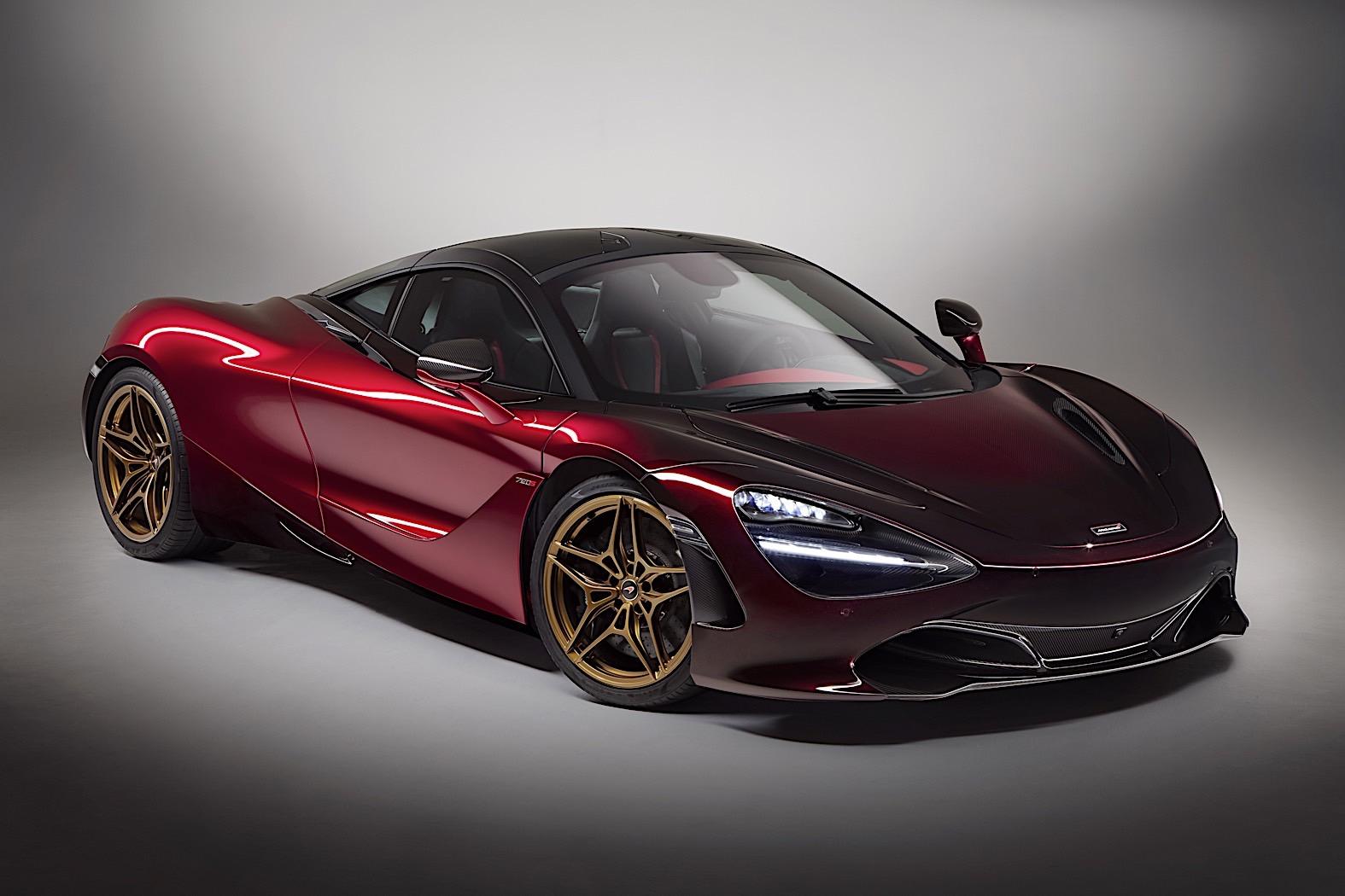 mclaren 570gt black collection meets 720s velocity for salon prive