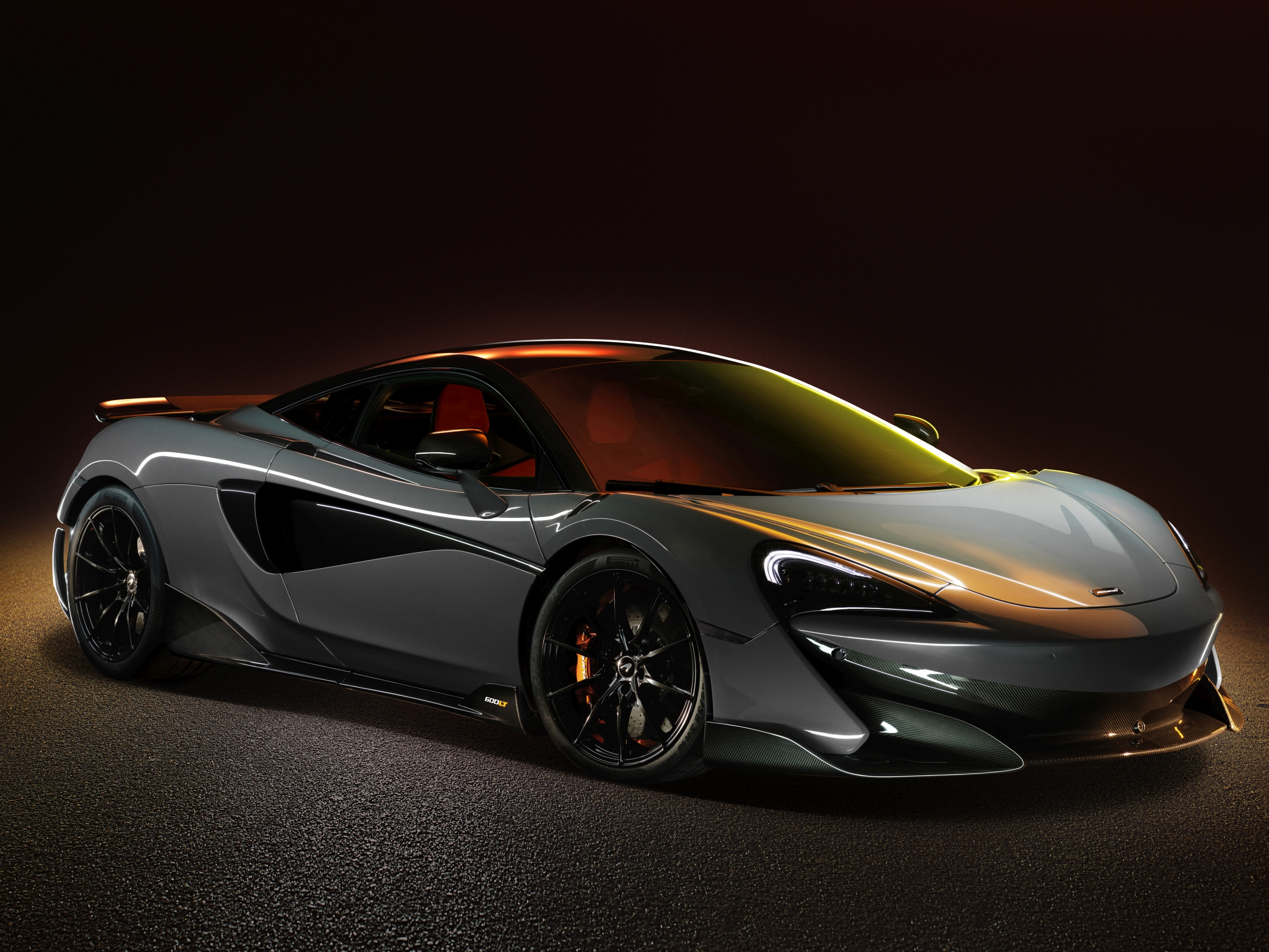 McLaren 600LT revealed - new Longtail with 600 PS