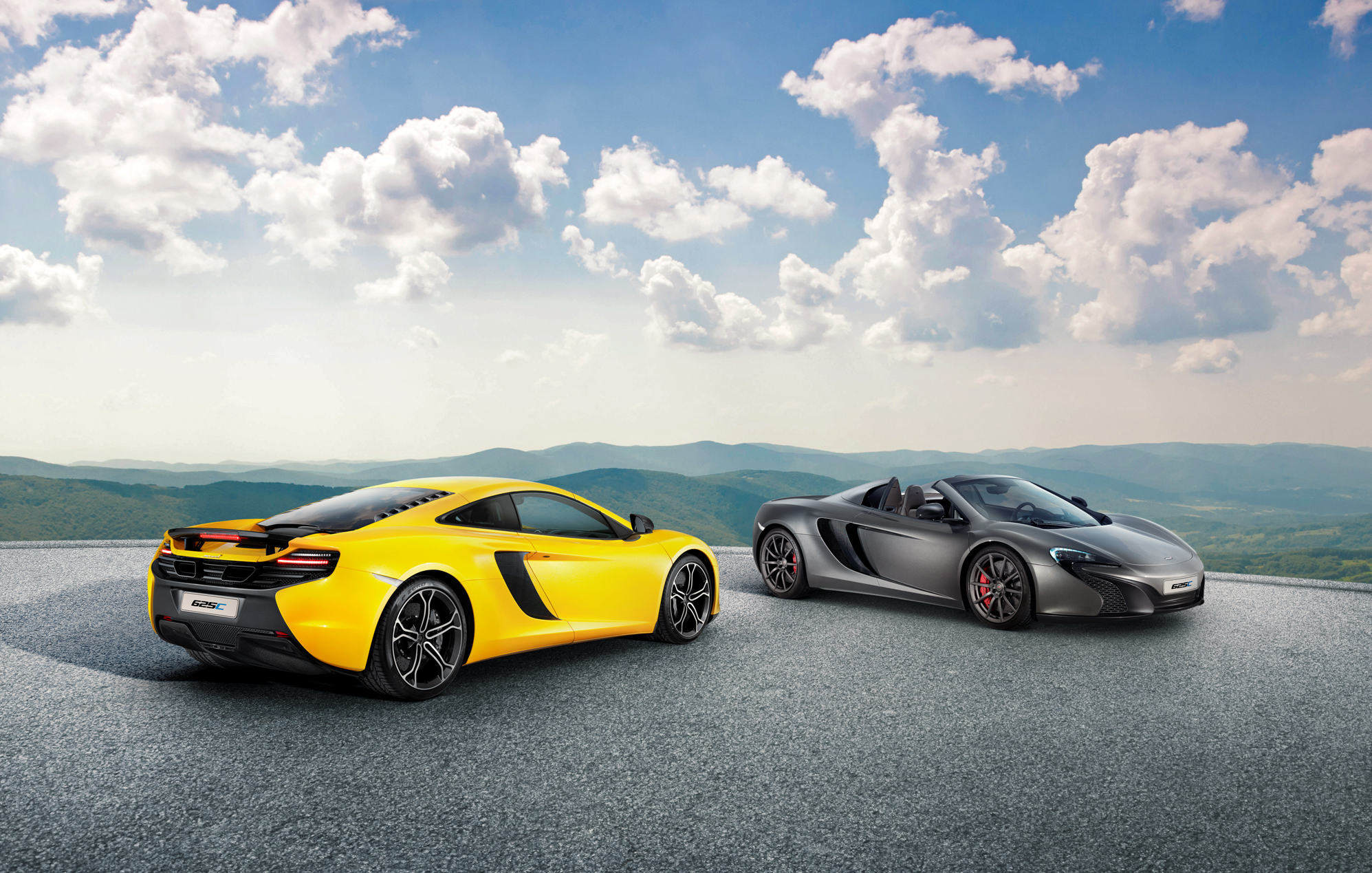 Mclaren 625c Is A Tailor Made 650s For Asia Autoevolution