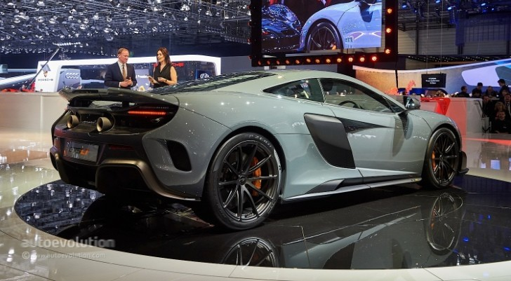 Mclaren 675lt Is A Longtail Supercar For The Track In Geneva Video Live Photos Autoevolution