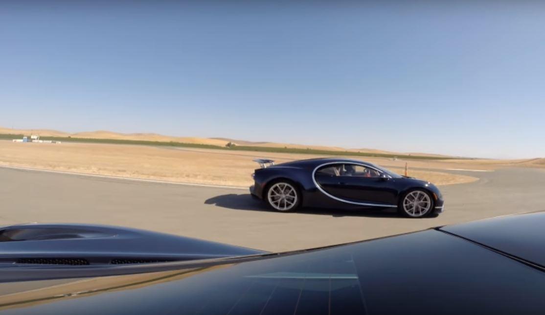 Koenigsegg races off with Bugatti's record