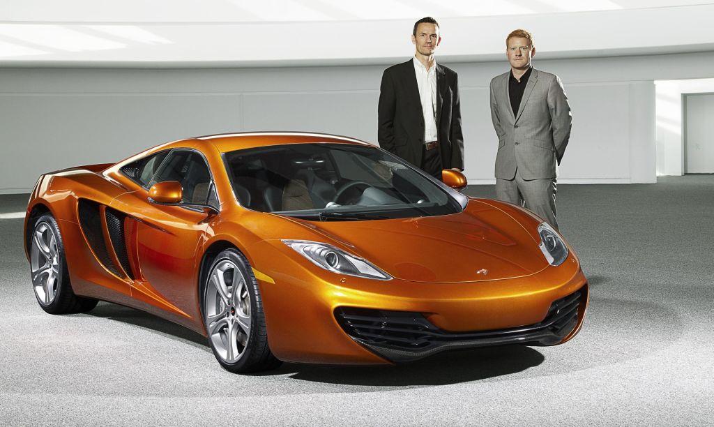 McLaren Automotive Communication Team Almost Completed - autoevolution