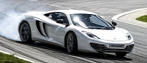 McLaren Celebrates 12 Months of MP4-12C and Worldwide Dealer Expansion