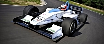 McLaren Chosen to Supply Electric Motors for Formula E