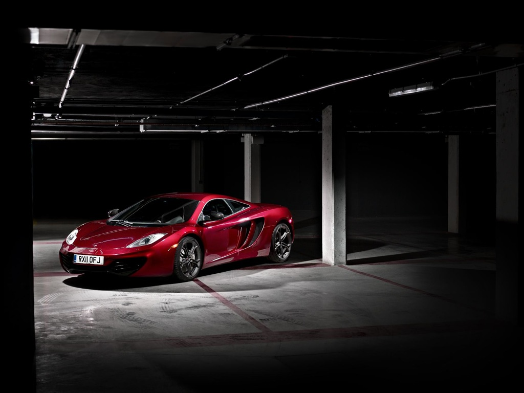 Mclaren debuts volcano red mp4 12c at goodwood gallery volcano red 12c publicscrutiny Choice Image