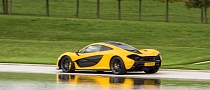 McLaren Delivers First P1 Hybrid, Confirms Specs