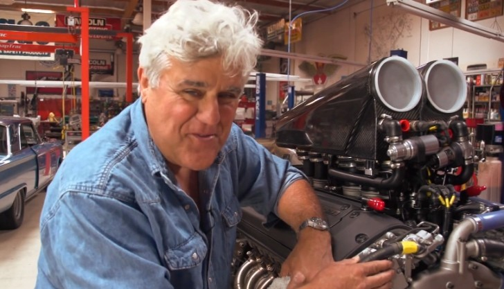 McLaren F1 Engine Close Up in Jay Leno's Garage [Video]