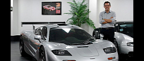 McLaren F1 Sells for £3.5-Million in the UK