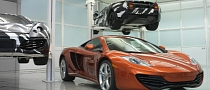 McLaren Fixes MP4-12C Issues, Resumes Deliveries