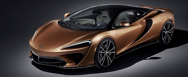 McLaren GT Gets Clean Redesign, Looks More Like a Supercar