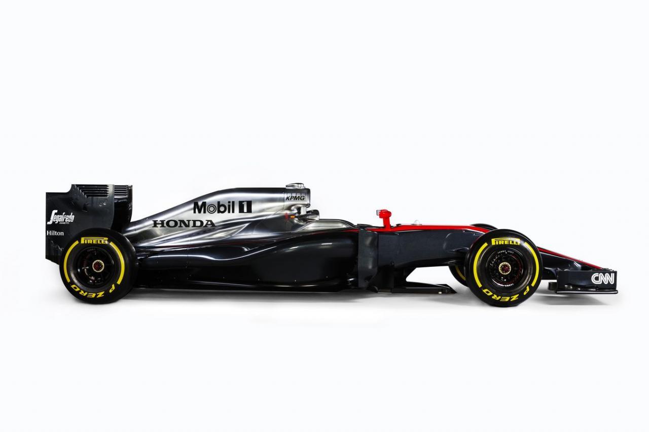 Mclaren Honda Mp4 30 Amp Mercedes Amg W06 Hybrid F1 Cars