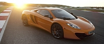 McLaren Makes Last-minute Changes to MP4-12C