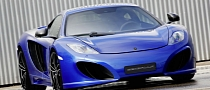 McLaren MP4-12C Becomes Gemballa GT in Geneva