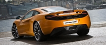 McLaren MP4-12C Enters Swedish Market