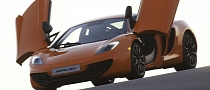 McLaren MP4-12C Exempted From Gas Guzzler Tax, US Sales to Start in January 2012