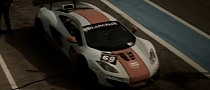 McLaren MP4-12C GT3 Promo Video: Competition Debut