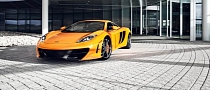 McLaren MP4-12C High Sport Revealed [Photo Gallery]