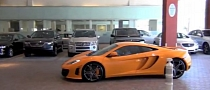 McLaren MP4-12C High Sport Scooped [Video]