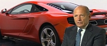 McLaren MP4-12C Issues Adressed by Ron Dennis