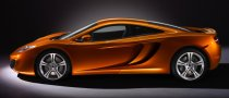 McLaren MP4-12C Officially Revealed