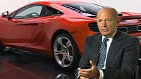 Ron Dennis and the MP4-12C