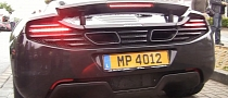 McLaren MP4-12C Sounds Modern and Awesome [Video]