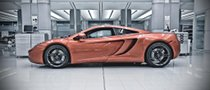 McLaren MP4-12C World Public Debut at Goodwood: Button and Hamilton Driving