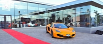 McLaren Opens New Canadian Showroom in Toronto