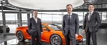 McLaren to Open New Dealership in Geneva