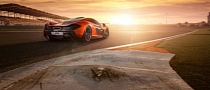 McLaren P1 Aiming for Nurburgring Lap Record