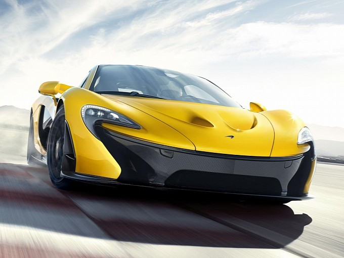 McLaren P1 Almost Sold Out in US