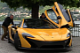 McLaren P1 Breaks Down at Villa d'Este [Video]
