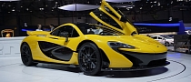 McLaren P1 Is the Hybrid LaHypercar [Video] [Live Photos]