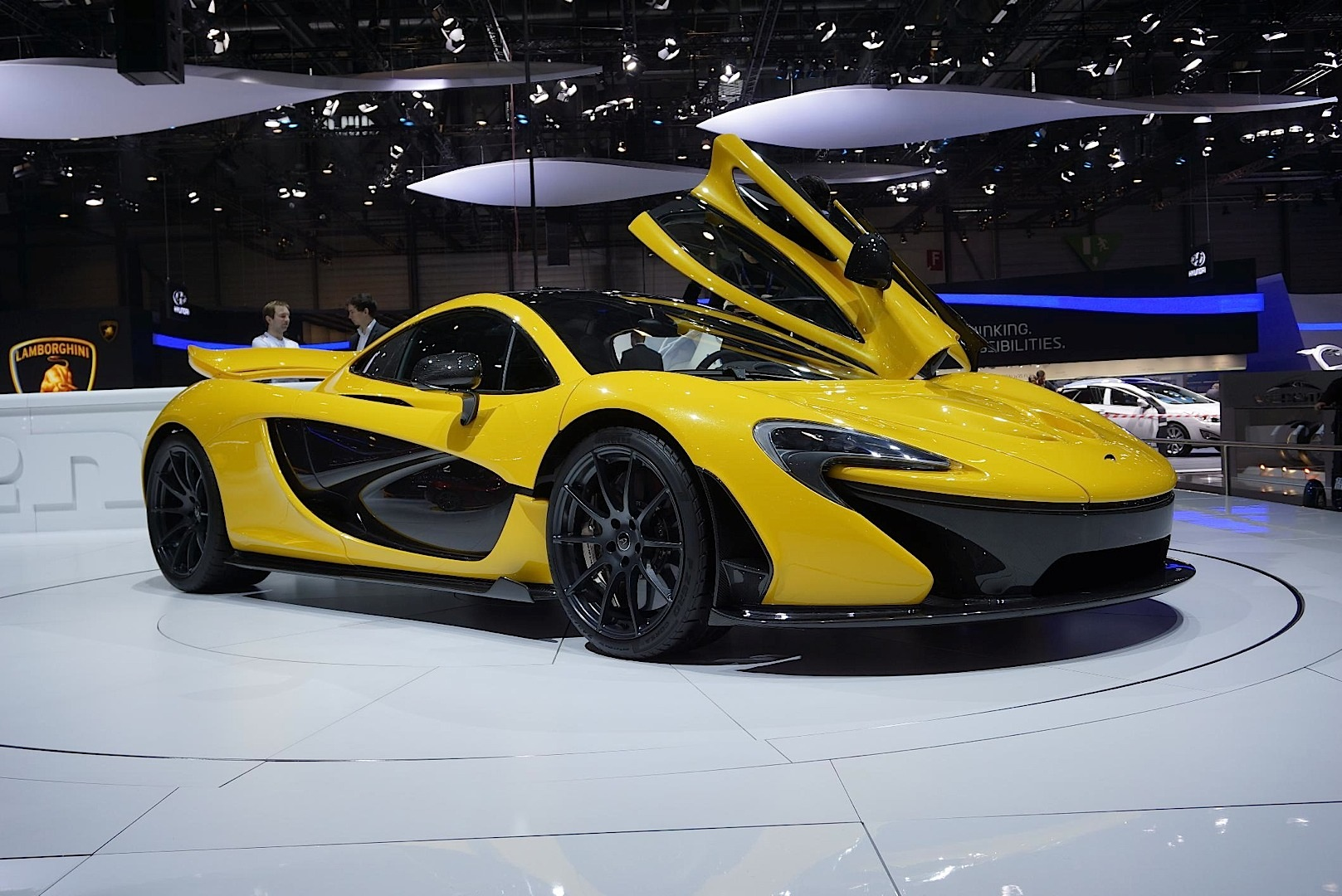 Image result for mclaren p1 hybrid