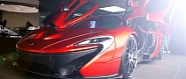McLaren P1 Lands in the United States [Video]