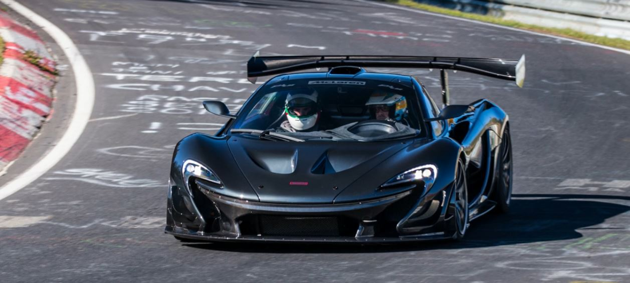 Hyundai Rm16 >> McLaren P1 LM Hits the Nurburgring, Makes Us Think Of a New Lap Record - autoevolution